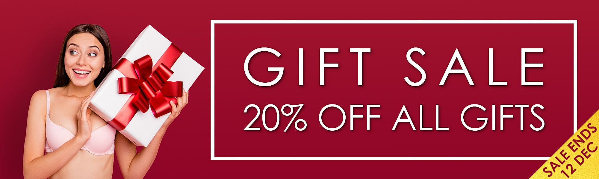 20% OFF GIFTS SALE