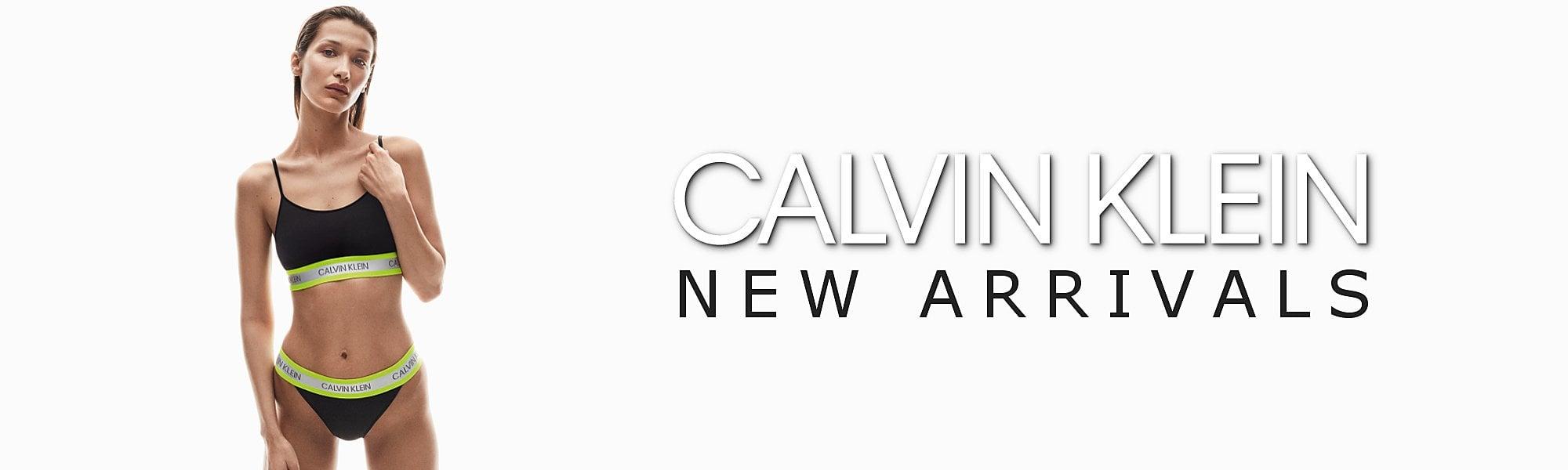 CALVIN KLEIN NEW ARRIVALS