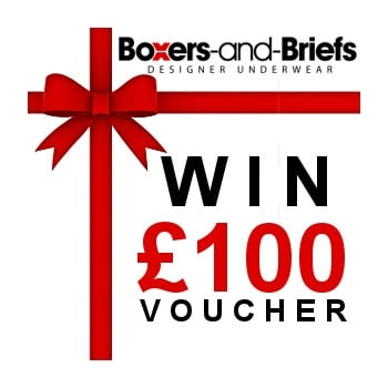 WIN £100 Boxers and Briefs Gift Voucher