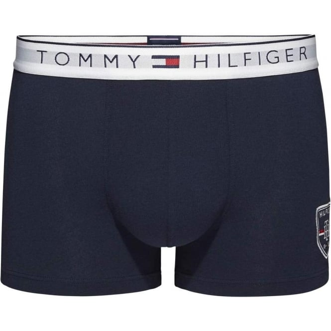 Tommy Hilfiger Heritage Cotton Stretch Trunk, Navy Blazer