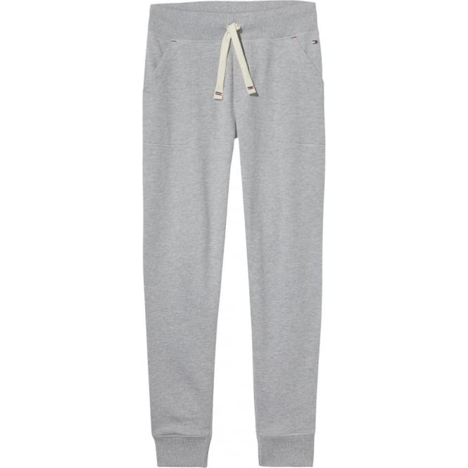 Tommy Hilfiger Cotton Icon Jogger, Heather Grey