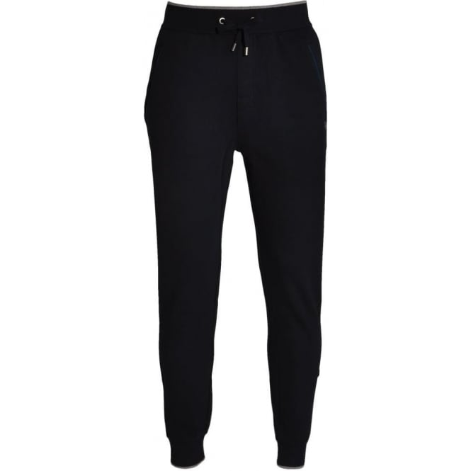 HUGO BOSS Cotton Blend Jogger, Dark Blue