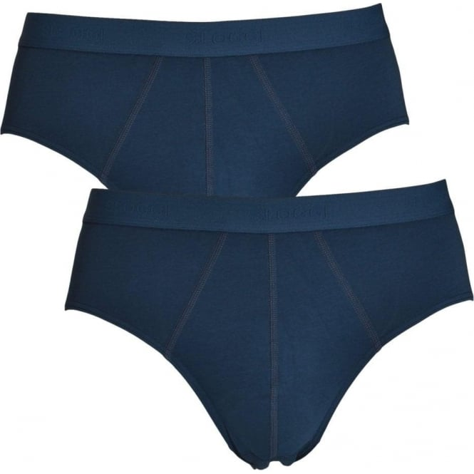 Sloggi 24/7 2-Pack Midi, Midnight Blue