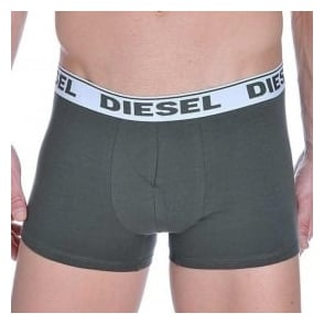 DIESEL Fresh & Bright Boxer Trunk UMBX Shawn, Khaki