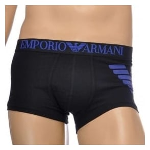 Emporio Armani Eagle Trunk, Black