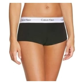Calvin Klein Women Modern Cotton Short, Black