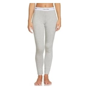 Calvin Klein Women Modern Cotton PJ Lounge Pant, Grey