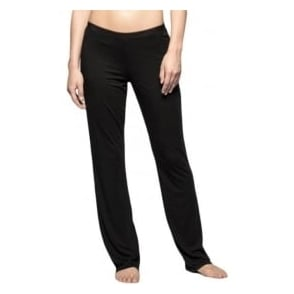 Calvin Klein Women Icon PJ Lounge Pant, Black