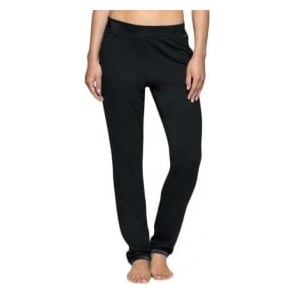 Calvin Klein Women Tapered PJ Lounge Pant, Black