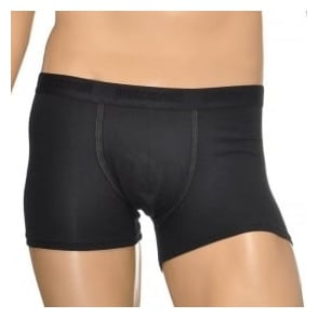 Just Cavalli Cotton Stretch Boxer Brief, Black