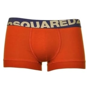 DSQUARED2 Modal Stretch Logo Trunk, Red