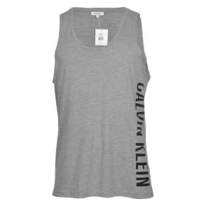 Calvin Klein Intense Power Swimwear Tank Top, Grey