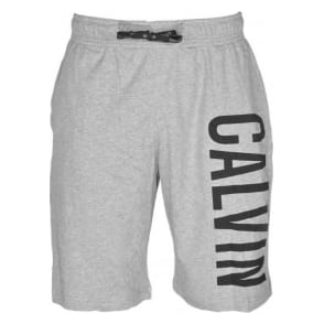 Calvin Klein Intense Power Jersey Shorts, Grey