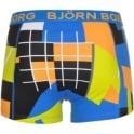 Bjorn Borg 2 Pack Graphic Short Shorts, Multi Collage Blue