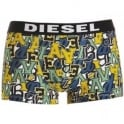 DIESEL 3-Pack Boxer Trunk UMBX-Shawn, Black / Blue / Graffiti Print