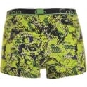 Calvin Klein ID Cotton Trunk, Optical Camo Nanday Green