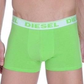 DIESEL Fresh & Bright Boxer Trunk UMBX Shawn, Green