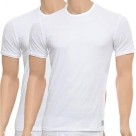 Calvin Klein CK One Short Sleeved Crew Neck T-Shirt 2-Pack