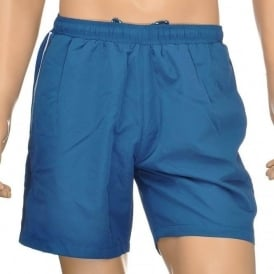 HUGO BOSS Seabream Swim Shorts, Petrol Blue