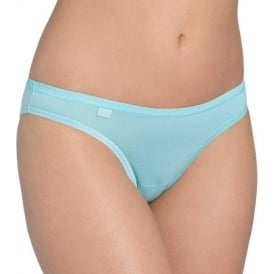 Sloggi Women EverNew Mini Brief, Turquoise