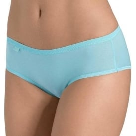 Sloggi Women EverNew Hipster Brief, Turquoise