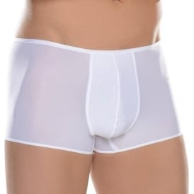 HOM Plumes Trunk White