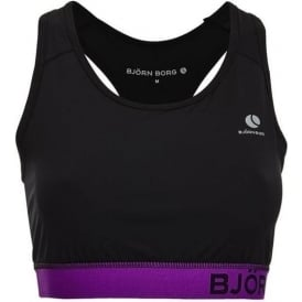 Bjorn Borg Wen Sports Bra, Black