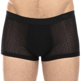 HOM Temptation Structure Trunk, Black