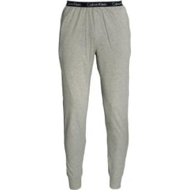 Calvin Klein One Cuffed PJ Lounge Pants, Heather Grey