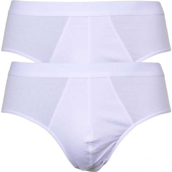 Sloggi 24/7 2-Pack Midi, White