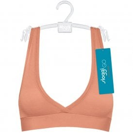 GO ALLROUND Bralette, Indian Summer