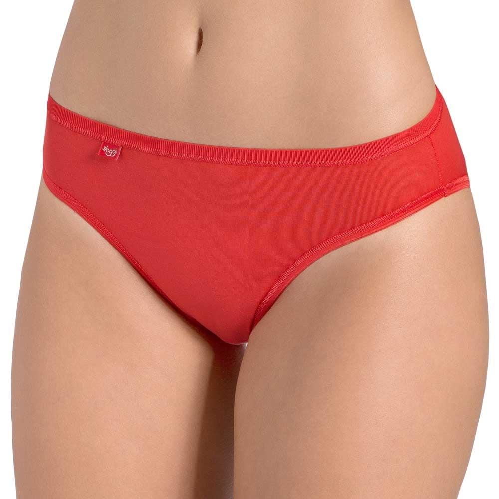 Ladies Underwear As Promoted By Kylie Sloggi Women EverNew Hipster Brief White