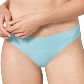 ZERO Feel Thong, Soft Turquoise