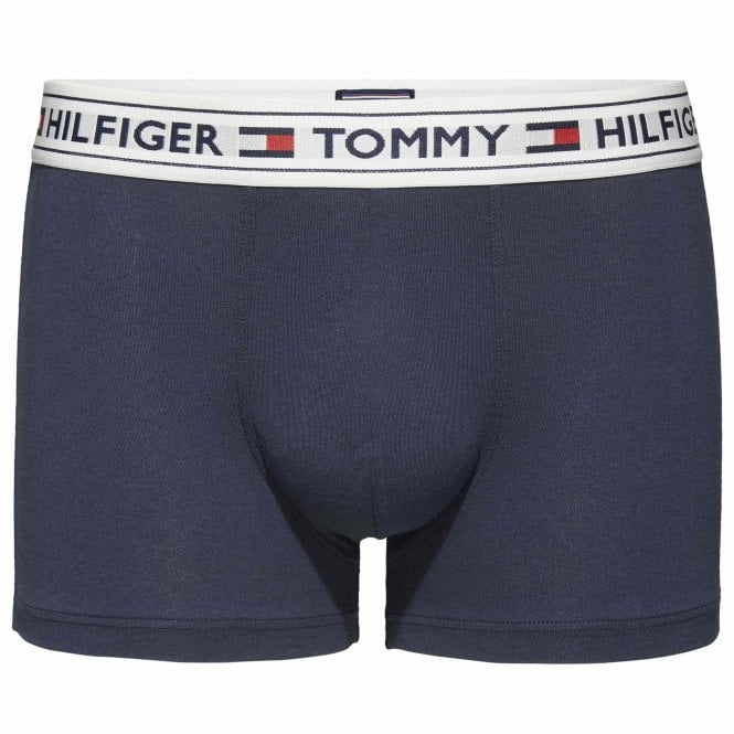 Tommy Hilfiger Authentic Cotton Stretch Trunk, Navy Blazer