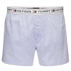 Authentic Woven Boxer, Coronet Blue
