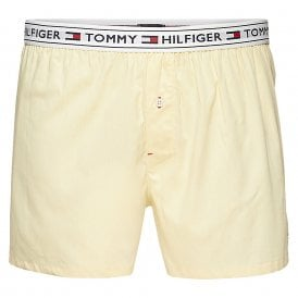 Authentic Woven Boxer, Lemon Meringue
