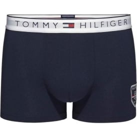 Heritage Cotton Stretch Trunk, Navy Blazer