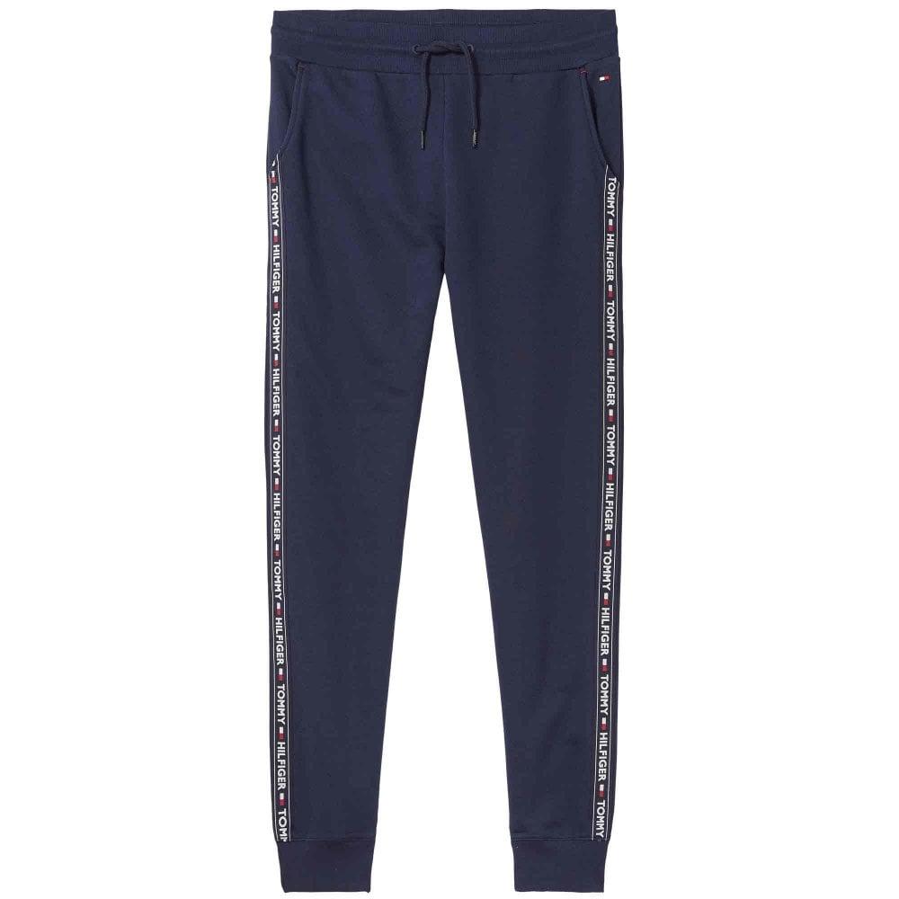 f12fd1ad Home · Men · Lounge Pants; Tommy Hilfiger Logo Tape Jogger HWK, Navy  Blazer. Tap image to zoom. Logo Tape Jogger HWK, Navy Blazer