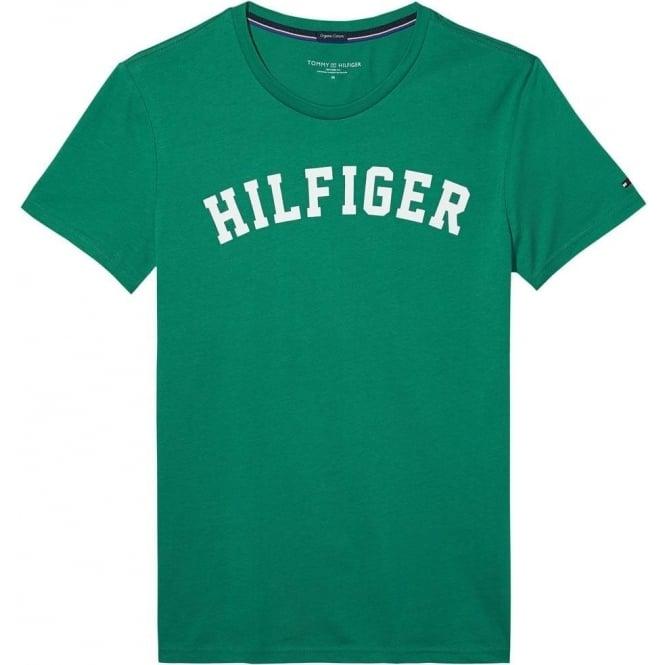 03bc1776e Tommy Hilfiger Organic Cotton Short Sleeved Crew Neck T-Shirt ...