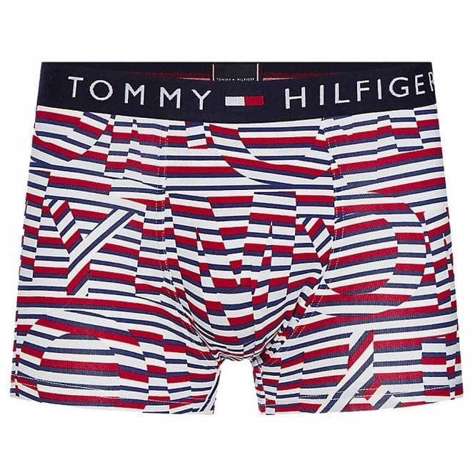 Tommy Hilfiger Original Trunk Cutout, Blue Indigo