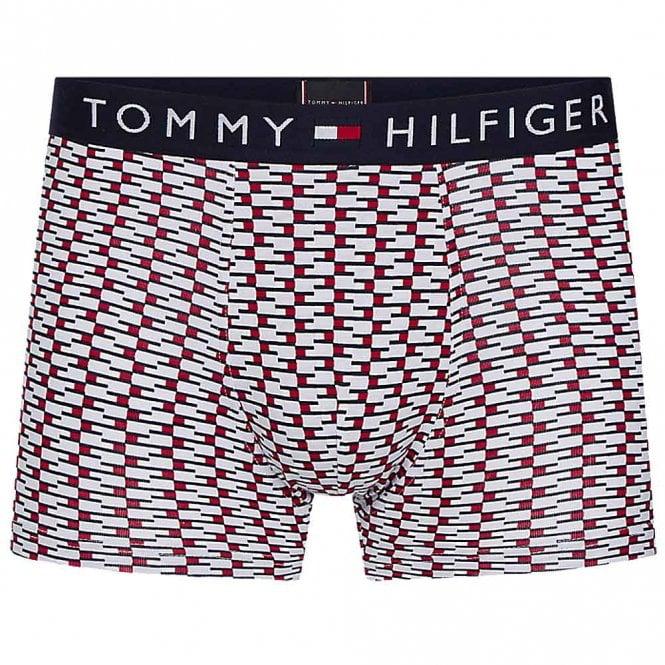 Tommy Hilfiger Original Trunk Flags, Glacier Gray