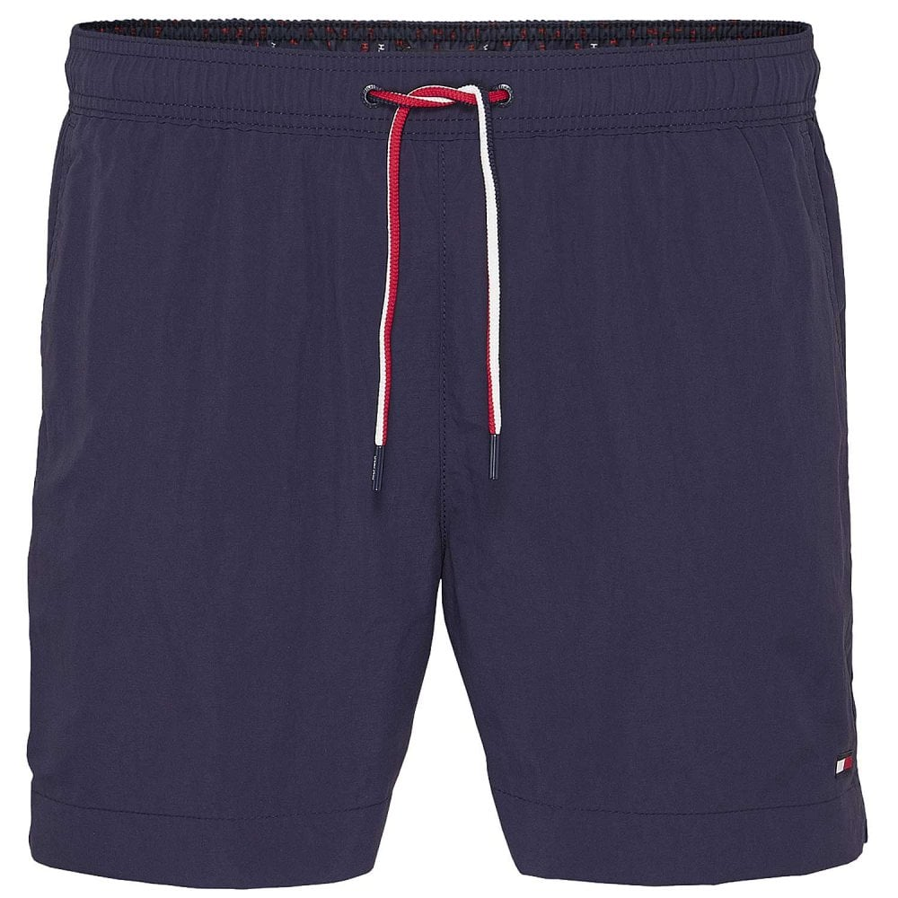 11993d09d4 Tommy Hilfiger Swimwear - Medium Drawstring Swim Shorts Navy Blazer