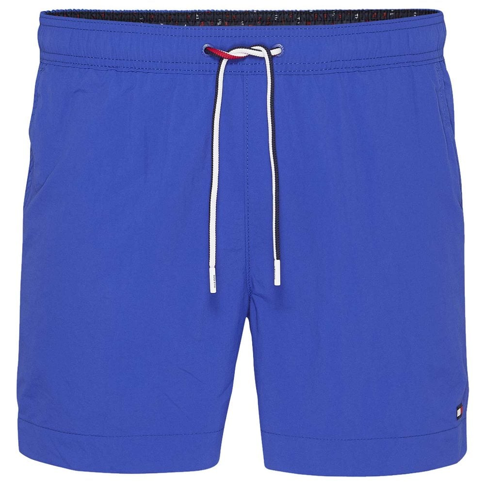 2a1d02d395 Tommy Hilfiger Swimwear - Medium Drawstring Swim Shorts Surf the Web