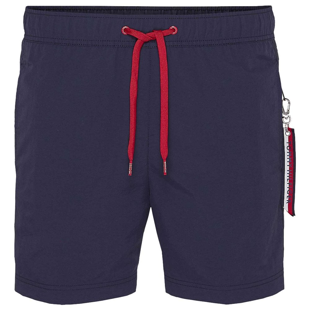f508d18c71 Tommy Hilfiger Swimwear - SF Medium Drawstring Swim Shorts Navy Blazer
