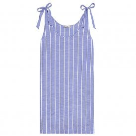 Tank Dress, Blue Stripe