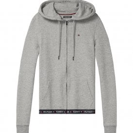 HWK Hoody, Heather Grey
