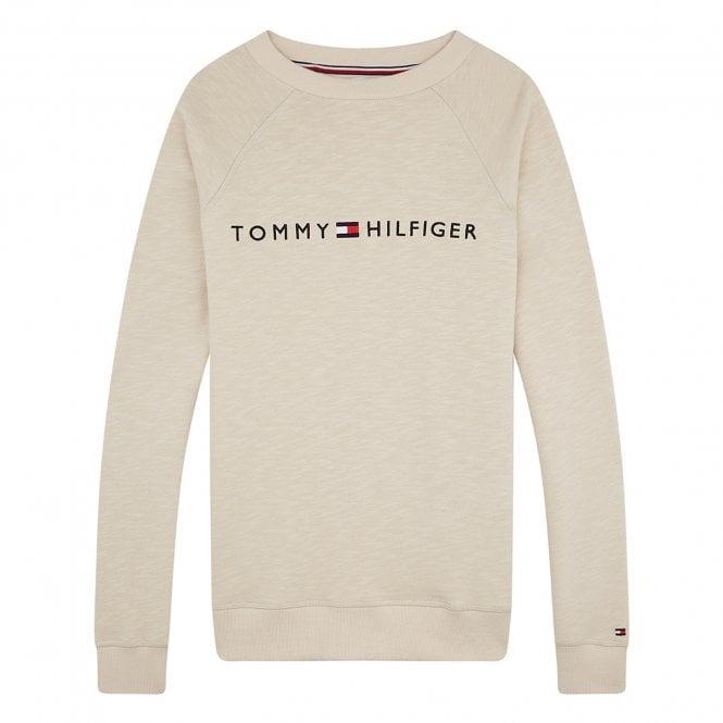 Tommy Hilfiger HWK Track Top, Oatmeal Heather