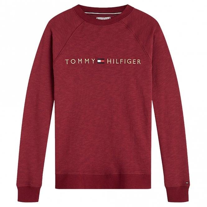 Tommy Hilfiger HWK Track Top, Rhubarb