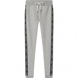 Logo HWK Track Pant, Heather Grey