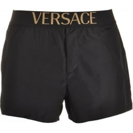 Apollo Short Swim Shorts, Black
